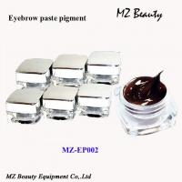 Quality Eyebrow paste pigment for sale