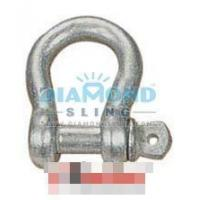 Quality Commercial Galv. Bow Shackle European Type for sale
