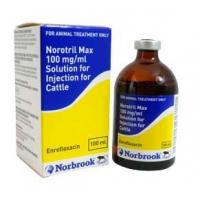 Norotril Max 100mg/ml Solution for Injection for Cattle