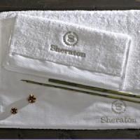 Quality Deluxe Hotel Bath towel for sale