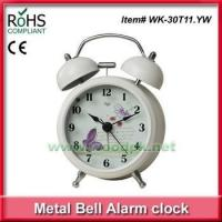 China Woodpecker white color alarm watch funny talking alarm clocks for kids on sale