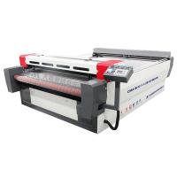 Quality Sofa Fabric Laser Cutting Machine, CMA1821C-F-A for sale
