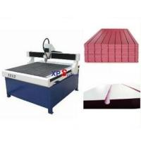 Quality XPS foam board grooving machine for ground heating system pipe for sale