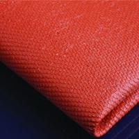Silicone coated Fiberglass Cloth fabric 0.43mm black