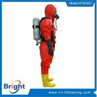 Quality light chemical suit and breathing apparatus for sale