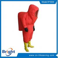 Quality heavy chemical suit for sale