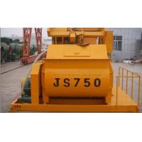 Quality Twin shaft concrete mixer for sale