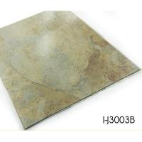 Quality Natural Stone Self Adhesive Vinyl Floor Tiles for sale