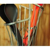 Quality Chrome Wire Utensil Holder for sale