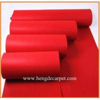 Quality 2015 hot sale red carpet roll for sale