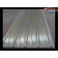 Quality Roof Tiles FRP transparent roof sheet for sale