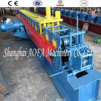 Quality Rolling Shutter Slate Door Roll Forming Machine for sale