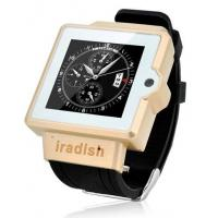 Quality Gold-i6 2G/3G Smart watch phone Android 4.0 peration system for sale