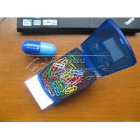 Quality Automatic popup note box paper clips The exhibition presents for sale