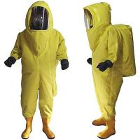 Heavy-duty Yellow Chemical protective suit