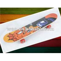 Quality 9ply chinese skateboard,maple skateboard, wood skateboard, skateboard for sale