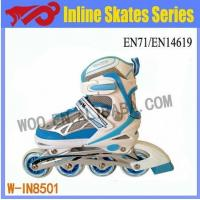 Quality flashing shoes for adults with 4 PU wheel for sale