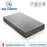 Quality Customized tungsten carbide K10 tungsten carbide board for sale