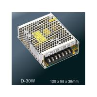 Quality Enclosed Switching Power Supply - D-30W for sale