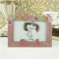Quality Metal photo frame/children gift photo frame for sale