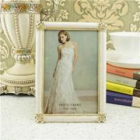 Quality Metal photo frame/wedding photograph frame for sale