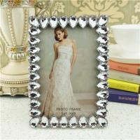 Quality Metal photo frame/shine acrylic photo frame for sale