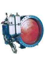 Quality Energy Saving Tank Type Hydraulic Controlled Slow Close Check Butterfly Valve for sale
