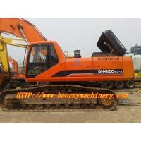 Quality Used Doosan DH420-7 Excavator for sale