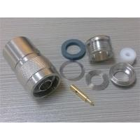 Quality N Male Straight Connector For RG214 for sale