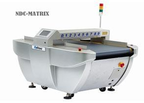 Buy Garments Machine NDC-MATRIX Recommend at wholesale prices