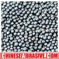 Quality Free sample recycled sand blasting abrasive grain steel shot for sale