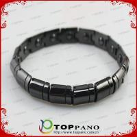 Quality fashion shiny appearance 316L stainless steel metal bracelet for sale