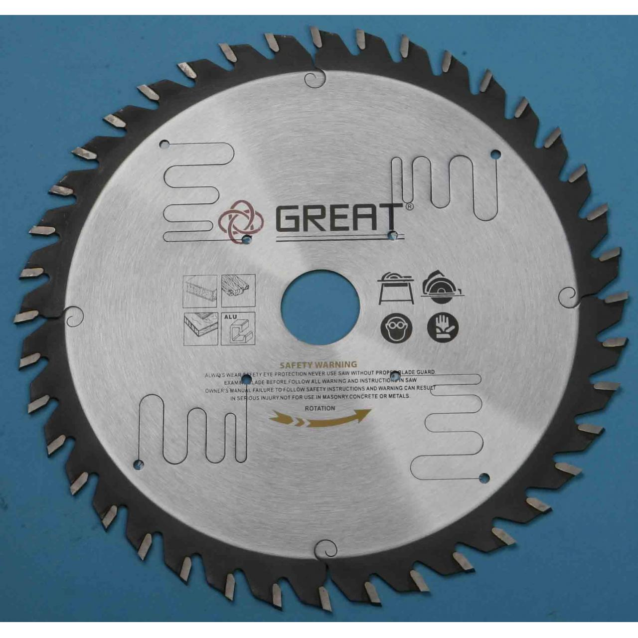 Quality T.C.T Saw Blade for sale