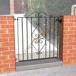 "Buy Abbey Trading 8021003 38"" X 33"" Ascot Iron Gate at wholesale prices"