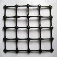 Quality Biaxial geogrid for pavement reinforcement for sale