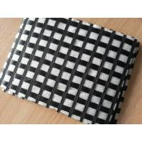 Quality FIBERGLASS GEOGRID COMPOSITE WITH GEOTEXTILE for sale
