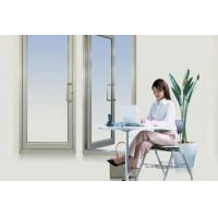 China FL100 Insulating Glass Floor Spring Door on sale