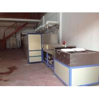 Best Industrial system RWGF microwave/hot-air low temperature roller kiln wholesale