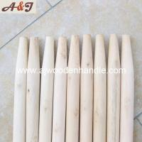Quality Broom and brush wooden stick 120*2.5cm for sale