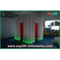 Quality Eco - Friendly Inflatable Photo Booth , Wedding Decoration Photobooth Shell for sale