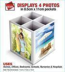 Picture Pockets Photo Desk Tidy