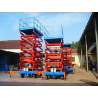 Quality Movable Hydraulic Scissor Lift for sale