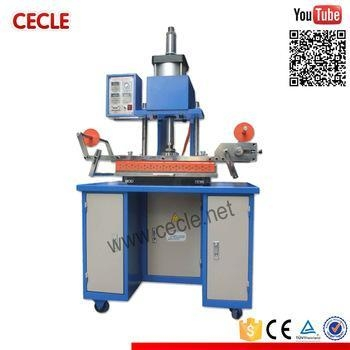 Buy plate pneumatic hot foil stamping machine plate pneumatic hot foil stamping machine at wholesale prices