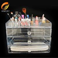 Quality LED Products 4 drawers acrylic organizer HP-004 for sale