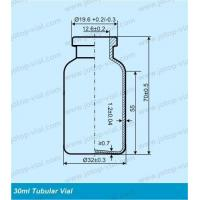 Best YBBStandard 30ml Tubular Vial wholesale
