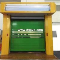 Quality hard fast rolling door #DSO004 for sale