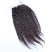 Quality slight yaki lace closure for sale