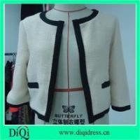 Quality Ladies short coats with two pockets on front for sale