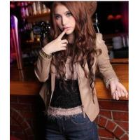 Quality ladies's fashion jacket in 2013 spring for sale