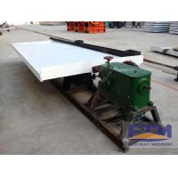 Quality Ore Beneficiation Equipment Shaking Table for sale